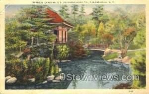 Japanese Gardens Canandaigua NY 1937