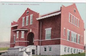 Washington Bellingham Public Library