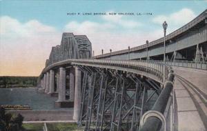 Louisiana New Orleans Huey P Long Bridge