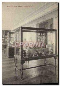 Old Postcard Musee des Arts Decoratifs