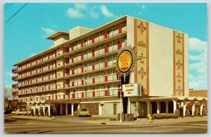 Albuquerque NM~Route 66~Quality Inn~1970s Station Wagon~Fire Hydrant~Hi-Fi~800#s