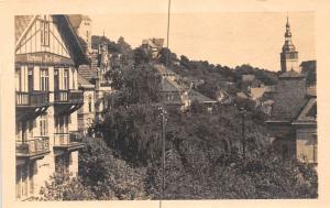 Bad Frankenhausen Gesamtansicht Panorama 1950