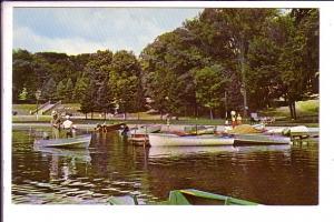 Little Lake Park, Fishermen's Paradise, Midland, Ontario, Boats