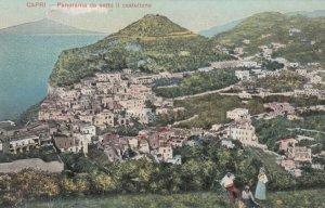 CAPRI , Italy , 1900-10s ; Panorama