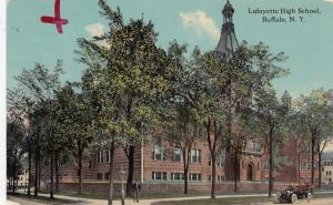 BUFFALO, New York, 00-10s; Lafayette High School