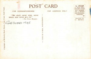 Ghana Gold Coast Assuantsi The Royal Palms Postcard