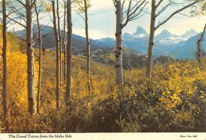 Grand Tetonns - Idaho