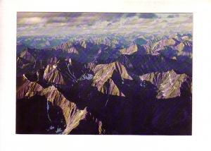 Rackia Range of Richardson Mountains, Yukon, Prepaid with Matching 8 Cent Stamp