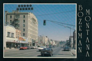 Main Street , BOZEMAN , Montana , 50-60s # 2