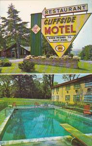 Cliffside Motel and Restaurant Harpers Ferry West Virginia