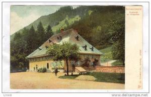 Germany Triberg- Schwarzwald Posthalde im Hollental 00's -10s