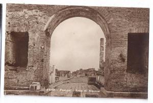 Italy Pompei Arco Di Nerone