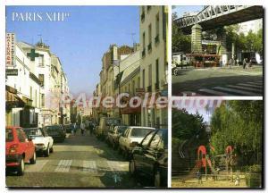 Modern Postcard Paris XIII