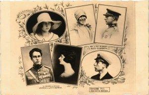 CPA AK La Famille Royale BELGIAN ROYALTY (844887)