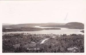 RP, Aerial View, Rossport, Ontario, Canada, 1920-1940s