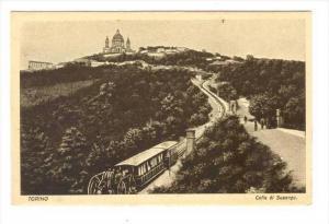 TORINO , Italy, 1910-30s   Colle di Supergo