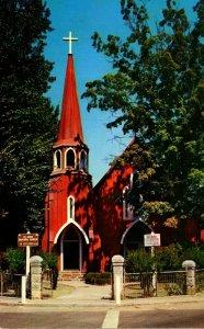 California Sonora St James Episcopal Church