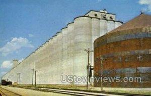 Grain Elevator - Wichita, Kansas KS