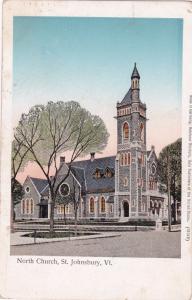 ST. JOHNSBURY, Vermont, 1901-07; North Church