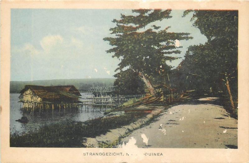New Guinea Halmaheira Boeroe