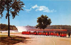 Niagara Viewmobile at Prospect Point Niagara Falls, NY, USA Unused