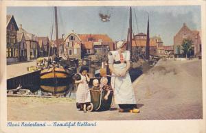 Netherlands Spakenburg Haven Harbor