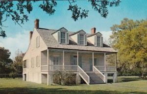 Louisiana Thibodaux White Plantation and Memorial