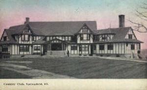 Country Club Springfield IL 1911