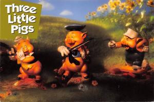 Walt Disney - Three Little Pigs