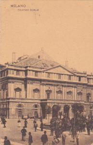 Milano , Italy , 00-10s ; Teatro Scala