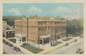 BELLEVILLE , Ontario , 1930-40s ; Hotel Quinte # 2