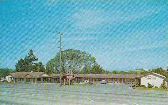 California Monterey Twin Oaks Motel