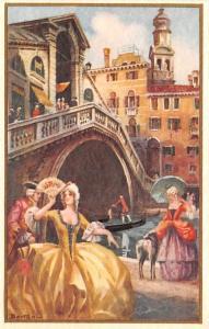 Barocco Veneziano Artist Bertani Unused