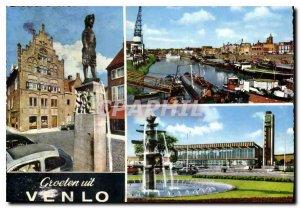 Modern Postcards Groeten uit Venlo