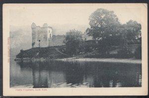 Scotland Postcard - Castle Urquhart, Loch Ness   DC1986