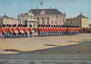 The Royal Guard Copenhagen Denmark