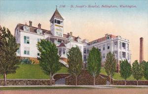 St Joseph's Hospital Bellingham Washington