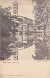 Friedens-Kirche, Gruss Aus Potsdam (Brandenburg), Germany, 1900-1910s