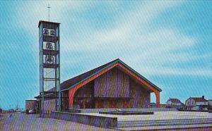 Canada L'Eglise St Joseph Sept-Iles  Quebec