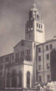 Califorinia Loyola Saint Josephs College Artvue