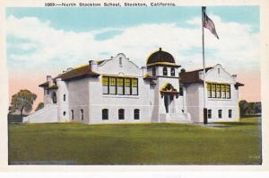 California Stockton North Stockton School