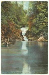 The Narrows, In the Beautiful Sapphire Country, Western North Carolina, 00-10