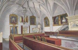 PRAG , Czech Republic , 00-10s ; Alte Landtagsstube am Hradschin