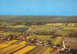Silberborn im Solling Luftbild Panoramic view