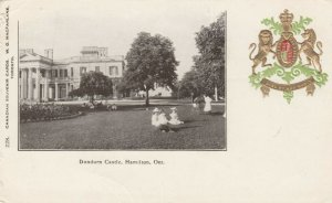 HAMILTON , Ontario , 1900-10s ; Dundurn Castle, version 2