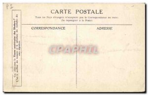 Rouget de l & # 39Isle Old Postcard Singing for the first time La Marseillais...