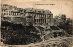CPA Saint Etienne. Ecole de Dessin. (664721)
