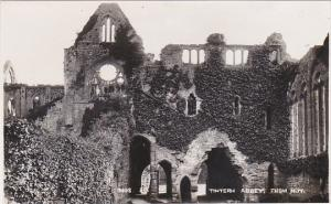 Wales Tintern Tintern Abbey Real Photo