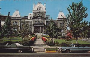 Exterior,  The Court House, Sherbrooke, Quebec,  Canada,  40-60s