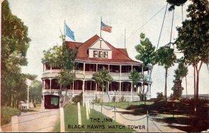 Illinois Black Hawk Watch Tower The Inn